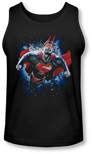 Superman - Stardust Débardeur Homme -, Large, Black