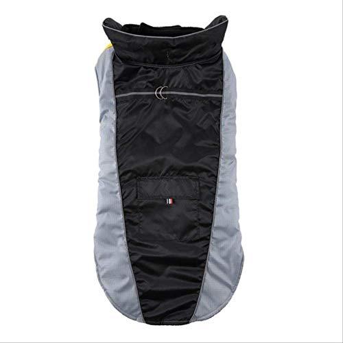 XYBB hondenkleding voor winter Pet Dog Clothes Caldo Big Dog mantel regenjas Pet vest jas winddicht buiten voor kleine honden maat, M, 1B-158