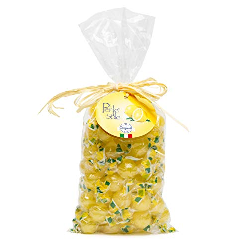 Bonbons mit Zitronengeschmack 500 Gr. - Perle di Sole