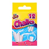 ARTBOX Chalks in Hanging Box - White (Pack of 12), 1208
