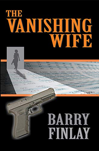 Book: The Vanishing Wife by Barry Finlay