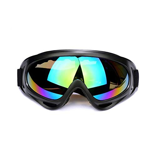 Ski Goggles Snowboard Goggles Outdoor Goggles Ride Motorcycle Sport Goggles UV400 Windproof Sand Tactics Equipment Skiing Glasses