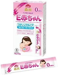 MORINAGA Peptide Milk Handy Pack E AKACHANN 13g-10sticks