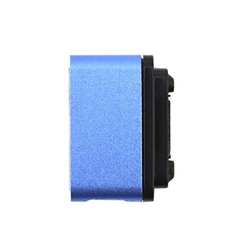 Homyl Magnetische USB Stecker Ladekabel Magnet Adapter für Sony Xperia Z1 Z2 Z3 L39H,z1mini,z2mini,z3mini - Blau