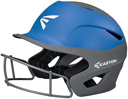 Easton PROWESS Softball Batting Helmet Mask with Two-Tone Detroit [Alternative dealer] Mall Matte