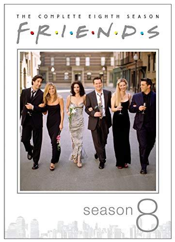 Friends: Complete Eighth Season (3 Dvd) [Edizione: Stati Uniti] [Italia]