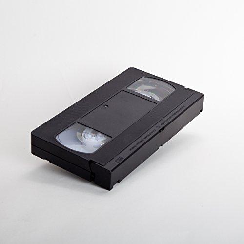 Video VHS 240 Kassette SHG (Super High Grade) 240 min (5 Stück)