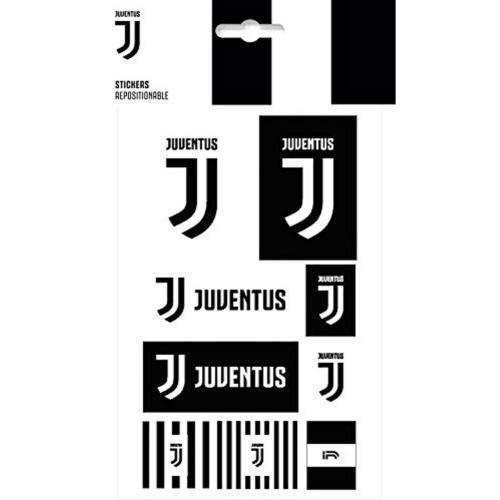 JUVE Turin Sticker Set 9 stickervel