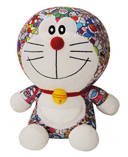 DIVADIS Doraemon Peluche Grande Original 25 cm, Juguete...