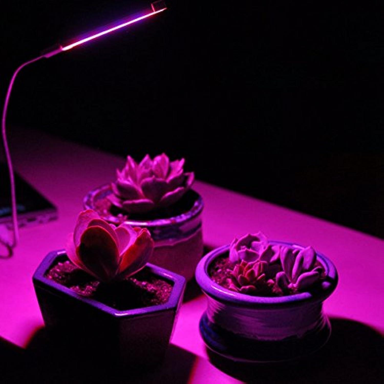 JCHUNL 4.5W Full Spectrum 27 LED LED LED Plant Light DC5V   USB Flexibler Metallschlauch New Hot (Farbe   Grow LampUSB Tube) B07M5PVYK5  | Zürich Online Shop  3d86f9