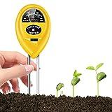 6. Soil Test Kit, Soil Tester for Moisture, Light & pH Meter for Plant, Vegetables, Garden, Lawn, Farm, Indoor/Outdoor Plant Care Soil Tester