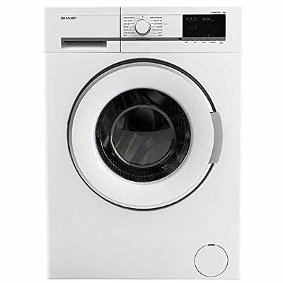 Sharp ESGL62W 6kg 1200rpm White Washing Machine With 5 Years Warranty