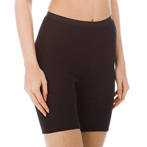 CALIDA Damen True Confidence Hose Panties, Schwarz (Ws Schwarz 996), 38 (Herstellergröße: M)