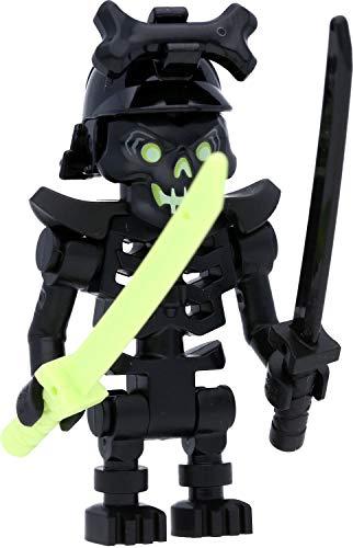 LEGO Ninjago Minifigur Erwachter Krieger / Awakened Warrior mit Schwertern