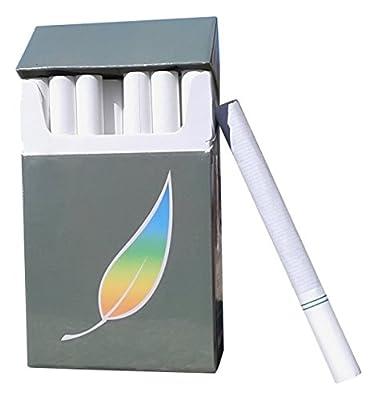 American Billy - Regular Green Tea Herbal Cigarettes, 4 Pack Sampler -Non Tobacco - Non Nicotine Cigarette Alternatives - (All 4 Packs of Regular Flavor) by Billy 55, LLC USA