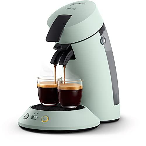 Philips CSA210/21 macchina per caffè con capsule SENSEO Original+, Menta Pasta