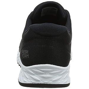 New Balance Men's Arishi V2 Fresh Foam Running Shoe, Black/Gunmetal, 9 D US