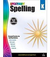 Spectrum Spelling, Kindergarten