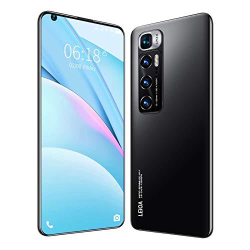 Teléfono Móvil Sin SIM, M11 Pro, Teléfono Inteligente Android 5.1 Dual SIM Desbloqueado, Ranuras para Tarjetas Triples, Cuatro Cámaras, 1GB + 8GB, Pantalla De Caída De Puntos De 6.82 Pulgadas, Ident