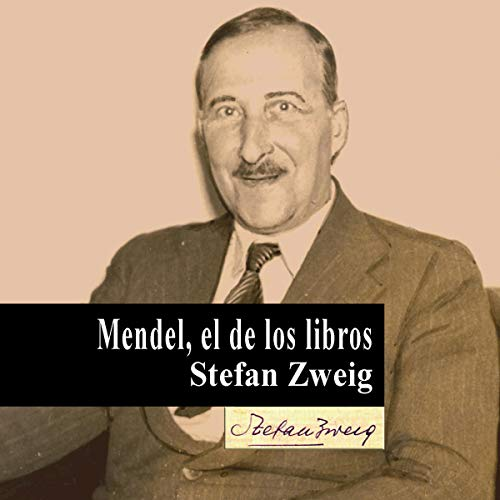 Mendel, el de los libros [Mendel from the Books]  By  cover art
