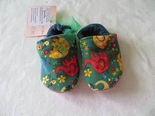 Puschen Schuhe Dumbo, Größe 22, Kinder Hausschuhe