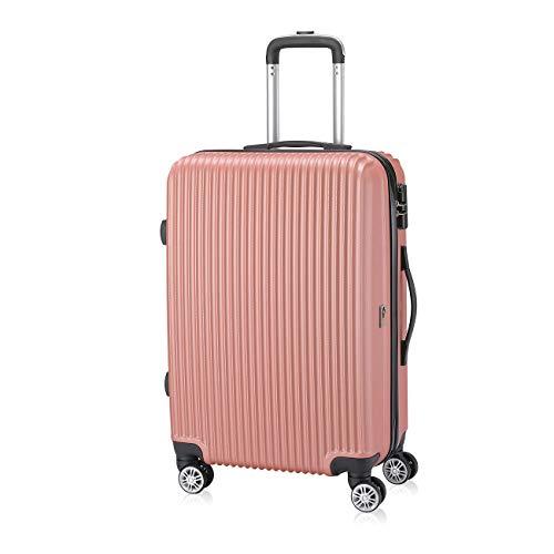 SAMAX Trolley 'Economy' koffer met wieltjes, verschillende kleuren en maten (M, L of XL)