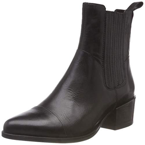 Vagabond Damen Marja Chelsea Boots, Schwarz Black 20, 37 EU