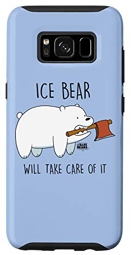 Galaxy S8 We Bare Bears Take Care of It Case