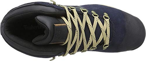 Timberland Herren GT Scramble Leather Waterproof Chukka Boots, Blau (Navy), 44.5 EU