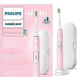 飞利浦Sonicare ProtectiveClean 6100电动牙刷评论