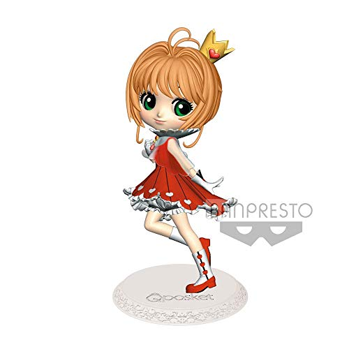 Q Posket Sakura Kinomoto Cardcaptor Sakura (versión A)
