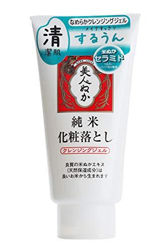 美人ぬか 純米化粧落とし (クレンジングジェル) 150g