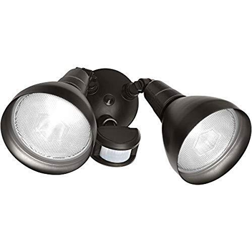 Brinks 7141B 2-Head Par Floodlight 180-Degree Light