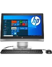 HP液晶一体型 ProOne 600G2 AIO/Core i5-6500/RAM:8G/SSD256GB/光学ドライブ/Webカメラ/Microsoft Office 2019/画面回転/高さ調整(整備済み品)