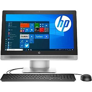HP液晶一体型 ProOne 600G2 AIO/Core i5-6500/RAM:8G/SSD512GB/光学ドライブ/Webカメラ/Office/画面回転/高さ調整(整備済み品)