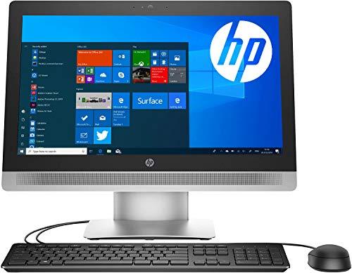 HP液晶一体型 ProOne 600G2 AIO/Core i5-6500/RAM:8G/SSD256GB/光学ドライブ/Webカメラ/Office/画面回転/高さ調整(整備済み品)