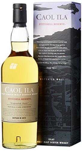 Caol Ila Stitchell Reserve Single Malt Whisky (1 x 0.7 l)