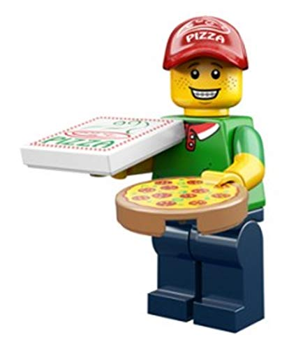 LEGO Series 12 Collectible Minifigure 71007 - Pizza Delivery Guy by LEGO