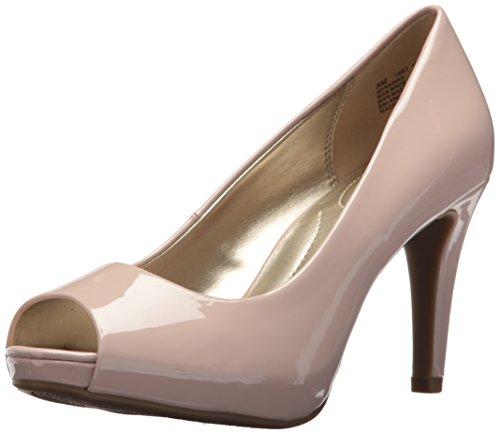 Bandolino Footwear Women's Rainaa Pump, Dusty Pink, 9.5