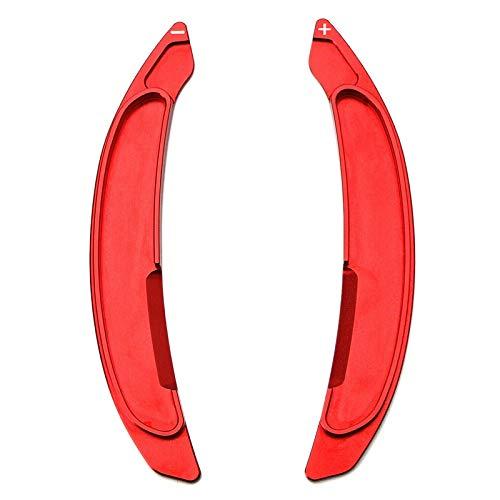 Fauge Rote Aluminium Lenk Rad Schalt Wippen Verl?Ngerung für Lancer Evo X.