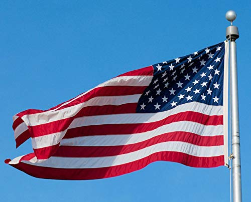 Egurs Amerikaanse vlag 3 * 5ft Amerikaanse vlag VS