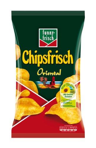 funny-frisch Chipsfrisch Oriental (175 g)