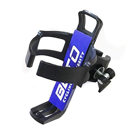 GOIOD サイクルボトルケージ 自転車用ボトルホルダー ドリンクホルダー クランプ式 カップホルダー ブラック 調整可能 ブラック