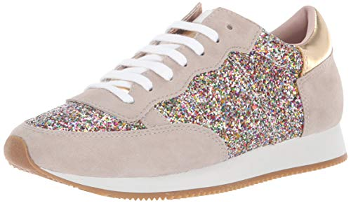 Kate Spade New York Women's Felicia Walking Shoe, Multi Glitter, 5 M US