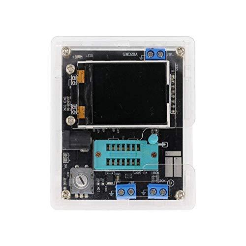 KAIBINY Módulo de Los Controladores de GM328A LCD Transistor probador de diodos ESR medidor PWM Plaza módulo generador de Onda Soldado