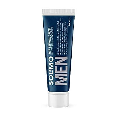 Amazon Brand - Solimo Men Hair Removal Cream, 80ml