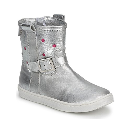 PINOCCHIO Enkellaarzen/Low boots meisjes Zilver/Fucia Laarzen
