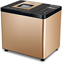 Bread Maker, 19 Preset Functions, Delay Timer and Keep Warm Settings, Automatic Fruit and Nut Dispenser lxhff
