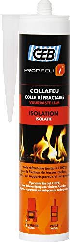 GEB 60764 Collafeu cartouche 310ml 125252, Clair