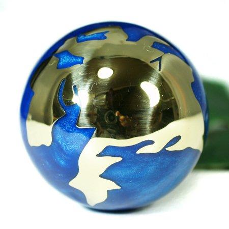 メキシコ MUSICAL BALL ミュージカルボール 地球儀 特大 ブルー 40mm